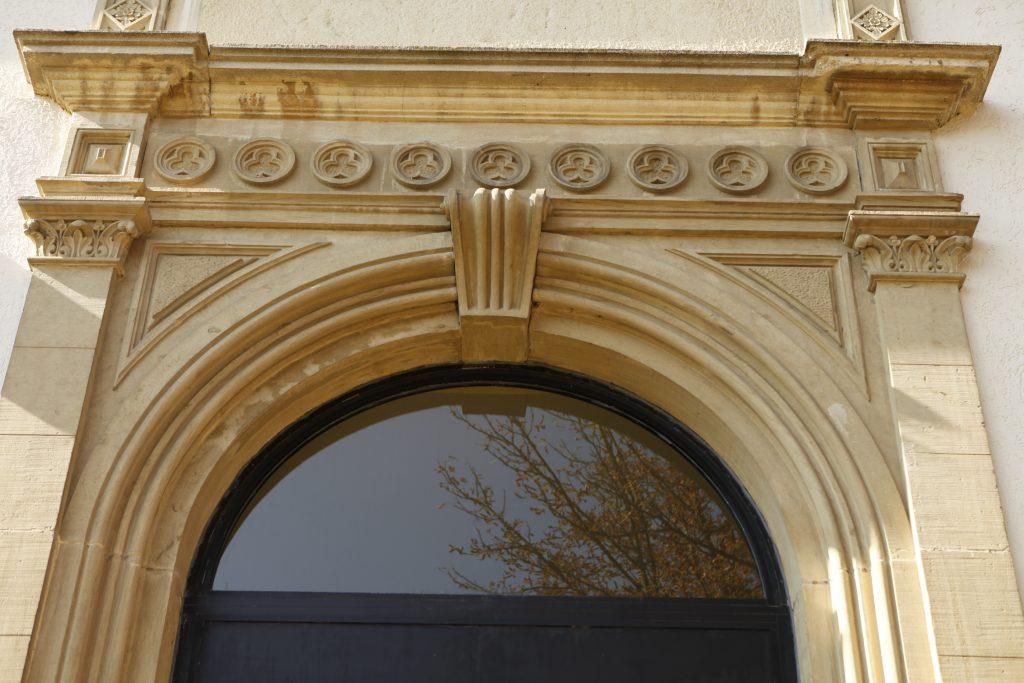 Altes Schulgebäude